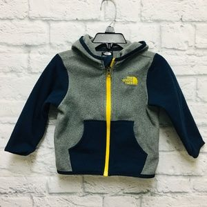 The North Face Infant Fleece Jacket Size 12-18M